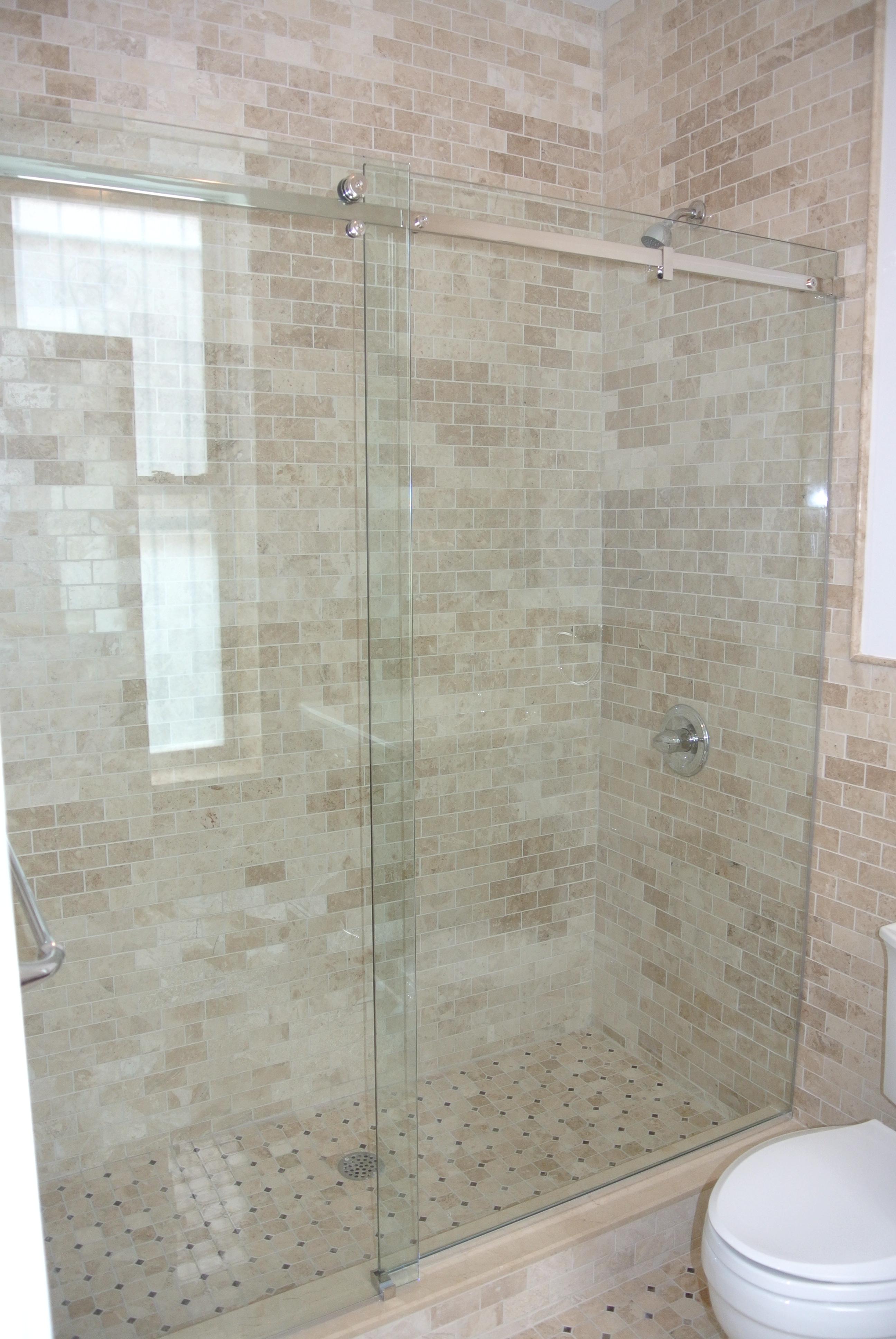 Sliding Shower Door Vs Hinged Shower Door