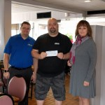 Harrow Kinsmen Club Donation