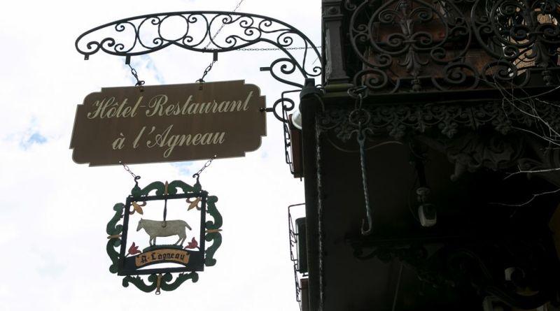 LAgneau 001 1 - Hôtel Restaurant A L'Agneau à Pfaffenhoffen
