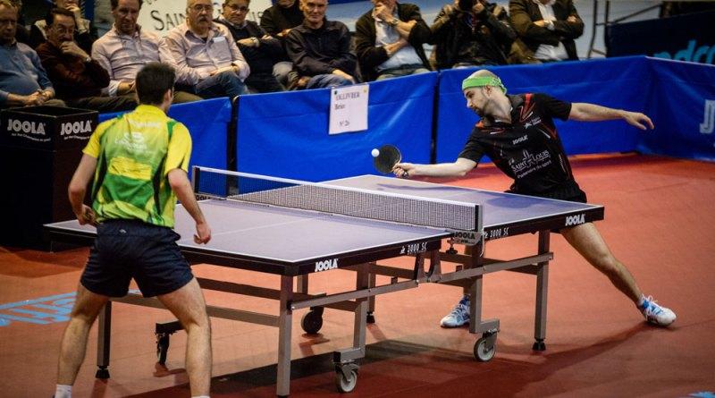 Tennis de table St Louisjpg - Volley: la nouvelle vie de l'ASPTTM