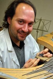 Alexandre Bianchi mise sur une réelle personnalisation des bijoux et montres pour défier le temps - Photo JPC