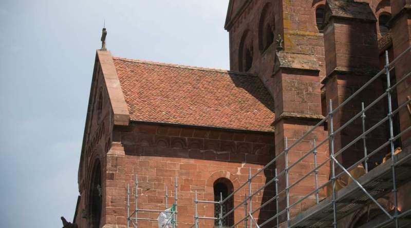 EgliseNeuwiller 002 - Église Saints-Pierre-et-Paul : un joyau restauré
