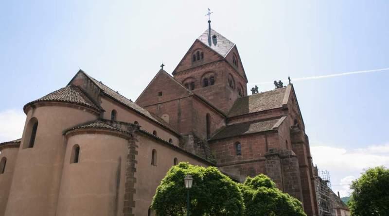 EgliseNeuwiller 009 - Église Saints-Pierre-et-Paul : un joyau restauré