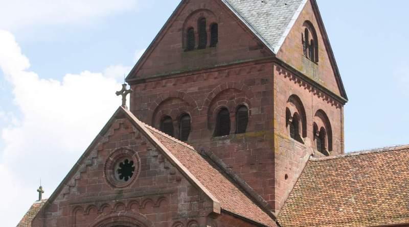 EgliseNeuwiller 022 - Église Saints-Pierre-et-Paul : un joyau restauré
