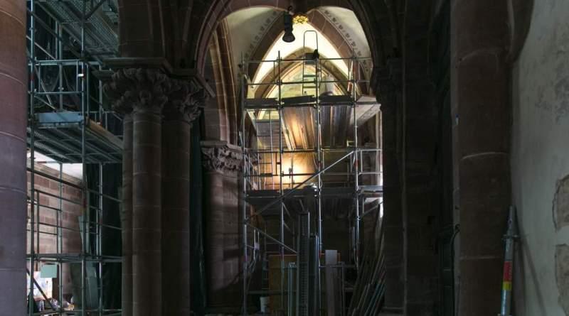 EgliseNeuwiller 035 - Église Saints-Pierre-et-Paul : un joyau restauré
