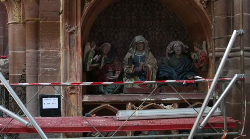 EgliseNeuwiller 038 - Église Saints-Pierre-et-Paul : un joyau restauré