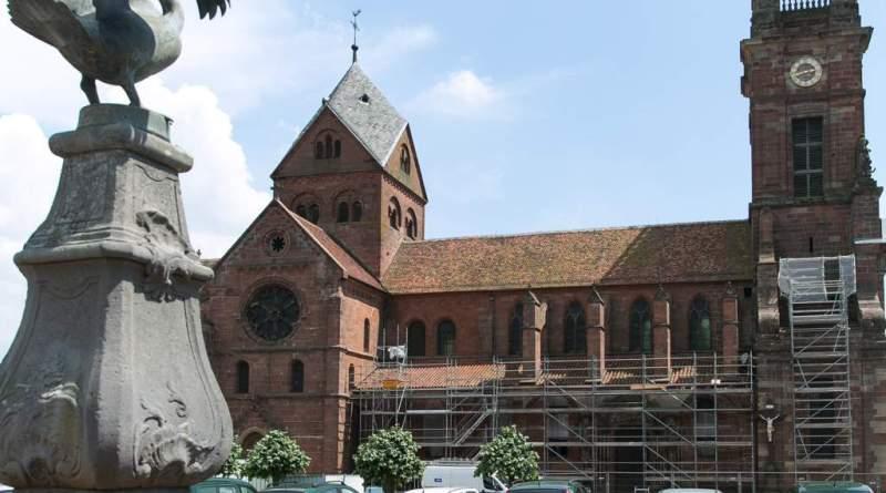 EgliseNeuwiller 050 - Église Saints-Pierre-et-Paul : un joyau restauré