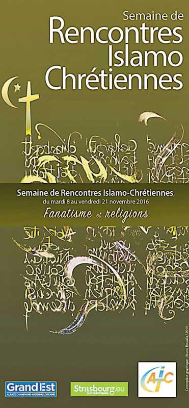 Semaine de rencontres islamo-chrétienne