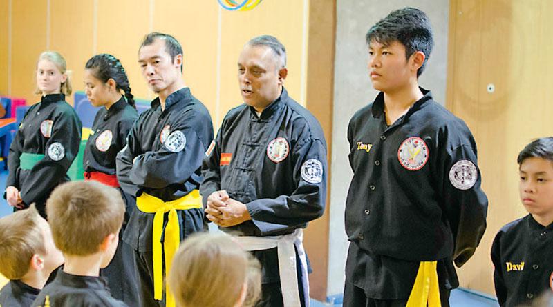 Faire perdurer la tradition avec les arts martiaux vietnamiens