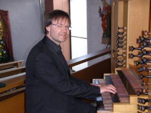 Pascal Rebert - Récital Pascal Reber