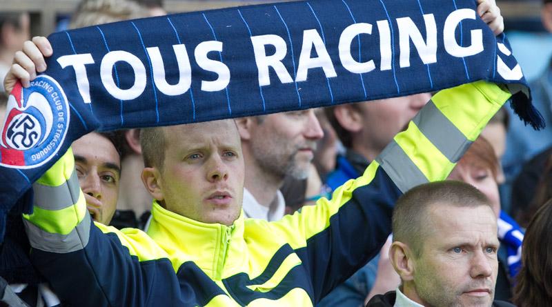 Le Racing de retour en Ligue 1