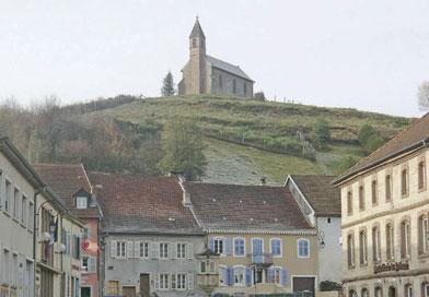 saint quirin - Saint-Quirin : un des plus beaux villages de France