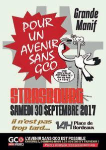 antiGCO 1 - GCO : nouvelle mobilisation