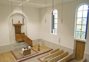 Sans titre 6 - L'église de Hurtigheim rénovée