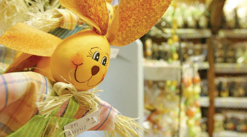 paques - «De Osterhof», la ferme de Pâques revisitée