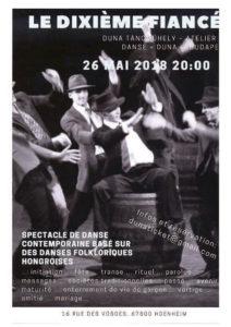 """Danses hongroises A5 - """"Le dixième fiancé"""""""