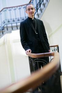 MSGDollmann 006 - Mgr Dollmann nommé archevêque coadjuteur du diocèse de Cambrai