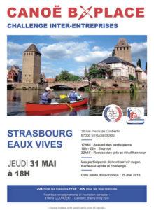 pagaies - Strasbourg en canoë