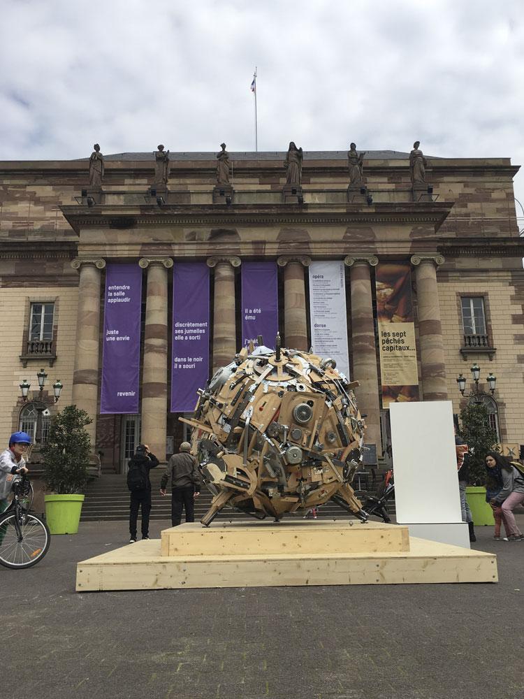 strasbourg 2 - À Strasbourg, l'art magnifie l'industrie