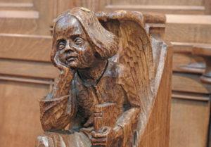 ange - A Meistratzheim, l'ange s'ennuie