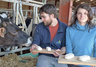 fromage - Un petit goût de Sundgau