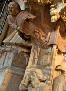 Sans titre 1 - Une sieste tranquille à la cathédrale