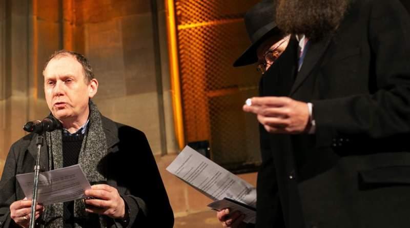 RassemblementInterreligieux 014 - Rassemblement œcuménique contre l'antisémitisme et la haine de l'autre