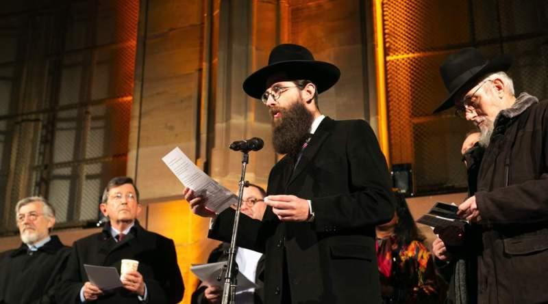 RassemblementInterreligieux 018 - Rassemblement œcuménique contre l'antisémitisme et la haine de l'autre