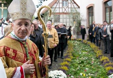 Mgr Jean-Marie Speich nommé nonce apostolique de Slovénie