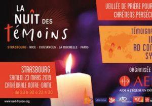 nuitdestemoins - Nuit des Témoins à Strasbourg