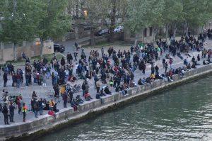 2019 04 15 POURNY Michel Incendie N D 57 - Notre Dame de Paris : après l'émotion, place à la mobilisation