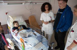 lego - Clinique Sainte-Barbe : des Lego pour les enfants hospitalisés