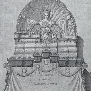 notre dame - Notre-Dame des victimes de la guerre de 1870