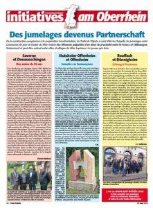 jumelage teaser - Des jumelages devenus Partnerschaft