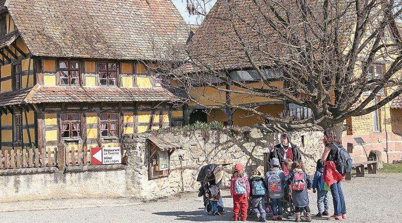 L'Ecomusée d'Alsace à la relance