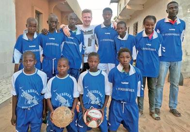 senegal - Des habits pour l'Afrique