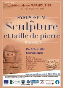 symposium - La sculpture à l'honneur