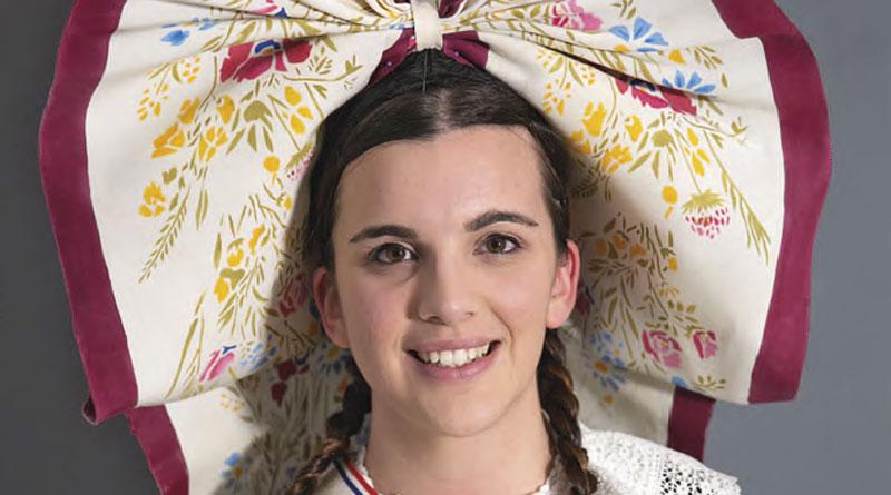 Aline Krbs, Payse de France