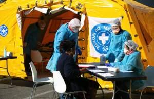 CoronavirusMedecinsMonde 025 - Au chevet des habitants d'un squat à Eckbolsheim