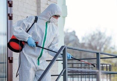 Nettoyage de printemps très particulier pour les entreprises
