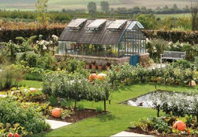 jardin - Les Jardins fruitiers de Laquenexy