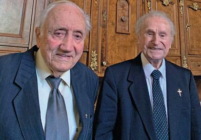 Raymond Winling et Joseph Sifferlen: choisis pour être au service de Dieu