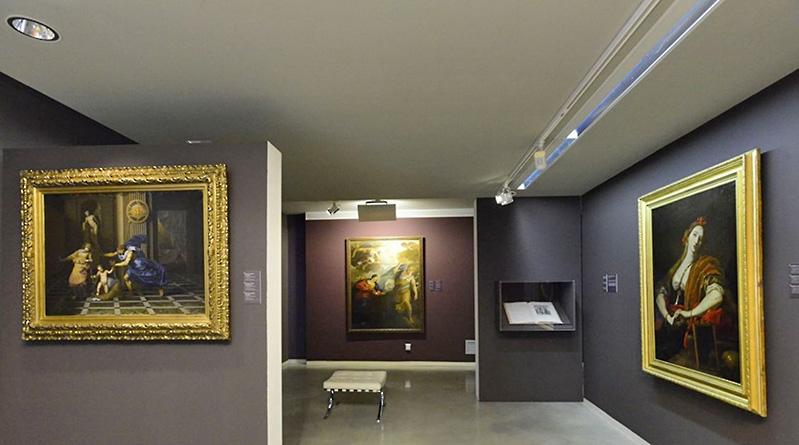 Le musée départemental Georges de La Tour