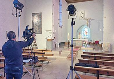 enregistrement 392 - Pastorale par internet : le curé de Masevaux transforme l'essai