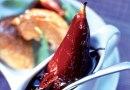 Confit de poires à l'aigre doux