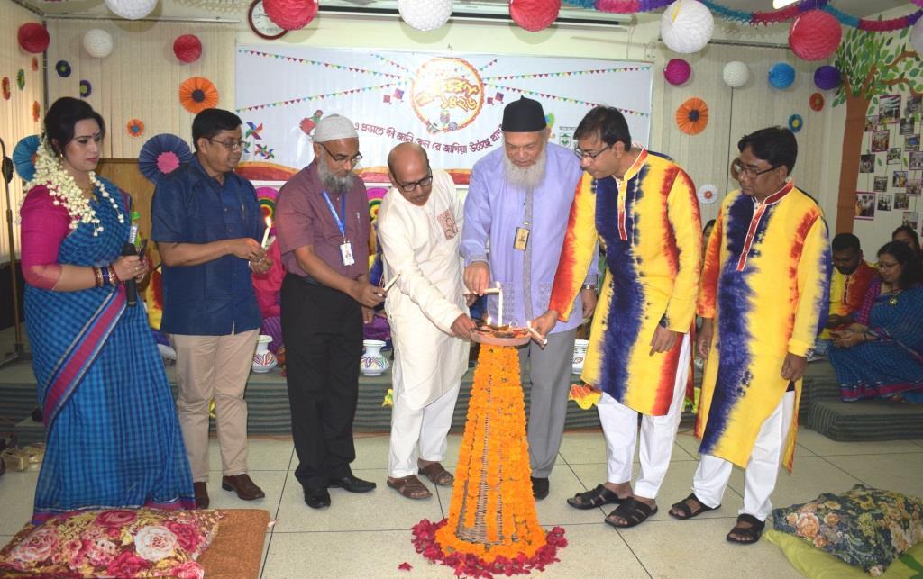 Bengali New Year Celebrated