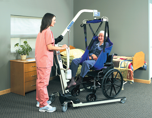 Top 5 Hoyer Lifts For Home Use Amica Medical Supply Blog