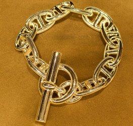 Bracciale a catena di Hermès