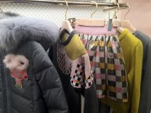 La boutique di Fendi Kids