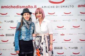 Con Federica Cantoni